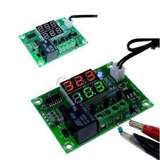 Temperature Controller Thermometer 12v 50110 Dual Alarm Air Regulator