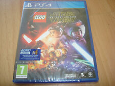 LEGO STAR WARS THE FORCE AWAKENS ** NEW & SEALED ** Sony Playstation 4 Ps4 Game