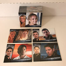 HEROES ARCHIVES (Rittenhouse/2010) Complete CHARACTER PHOTOS Trading Card Set