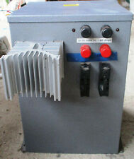 More details for 60 amp transformer rectifier power supply for pipe organ (3 phase) by a j taylor