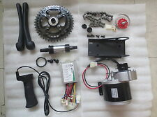 48V 450W ELECTRIC MOTORIZED E BIKE CONVERSION KIT