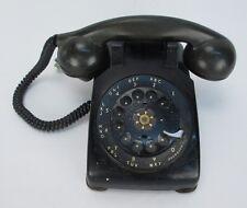 Vintage Bell Kellogg Switchboard Bakelite Rotary Phone C/D 500