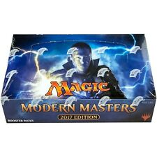 Magic The Gathering MTG Modern Masters 2017 Booster Box Factory Sealed Brand New