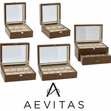 Wooden Watch Storage Cases