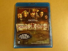 2-DISC BLU-RAY / PIRATES OF THE CARIBBEAN 3 - AT WORLD'S END / JUSQU'AU BOUT...