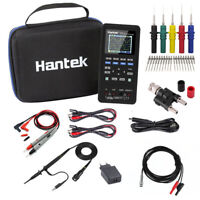 Head + 3in1 Hantek 2D72 70MHz oscilloscope + Waveform Generator + Multimeter