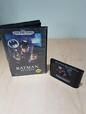 Batman Returns Sega Genesis Mega Drive Game