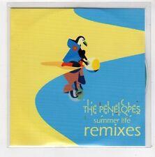 (FC234) The Penelopes, Summer Life (remixes) - 2012 DJ CD