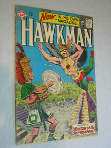 Hawkman #1 G- Murphy Anderson classic issue WOW