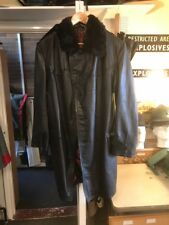WW2 Soviet Navy officers coat leather coat - SALE PRODUCT SEE DESCRIPTION