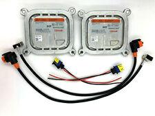 2x New OEM 07-14 Lincoln Navigator Xenon HID Headlight Ballast w/ Wiring Cables