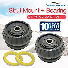 Heavy Top Rubber Strut Mount + Bearing Kit Commodore VR VS VT VU VX VY VZ VE VF