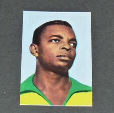 LIMA SANTOS FC AURIVERDE BRASIL BRESIL SICKER PANINI FOOTBALL 1966 ENGLAND 66