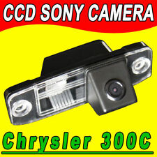 CCD Jeep Chrysler 300/300c/magnum/Sebring car reverse rear view backup camera HD
