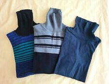Lot 2 pulls 1 sous-pull homme S/M