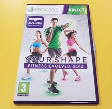 Your Shape Fitness Evolved 2012 GIOCO XBOX 360 KINECT