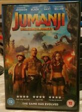 Jumanji - Welcome to the Jungle (DVD, 2017)