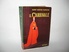 IL CARDINALE - H.M.Robinson [Garzanti 1952]