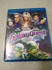 Galaxy Quest (Blu-ray) 1999 Tim Alan Alan Rickman