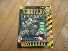 Heavy Gear 1st Ed Tactical Dueling Arena Champions