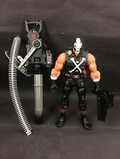 "Marvel Legends Crossbones Sdcc 6"" loose Figure with machine gun"