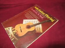 Solo Guitar Playing~ Frederick NOAD 1969! COMPLETE course. UNread  HERE in MELB!