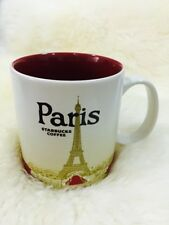 Paris Starbucks Global Icon Mug DISCONTINUED