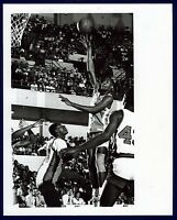 1987 Original ALONZO MOURNING Basketball HOF !! Type 1 photo ! Pre-Rookie 17yrs