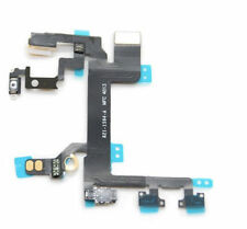 Replacement Power Volume Button Switch Control Flex Cable Ribbon for iphone 5S