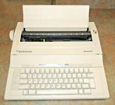 Excellent Smith Corona Word Processor Electric 100 Ka1 1 Typewriter Vtg Works