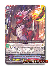 Cardfight Vanguard  x 4 Perdition Dragon, Tinder Spear Dracokid - BT17/031EN - R