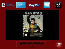 Black Mesa Steam key PC Game descarga código nuevo envío rápido