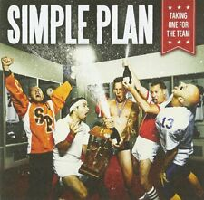 Simple Plan - Taking One For The Team 920160  CD  NEW/SEALED  SPEEDYPOST