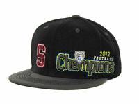 Stanford University TOW 2012 PAC12 NCAA Football Champions Snapback Cap Hat