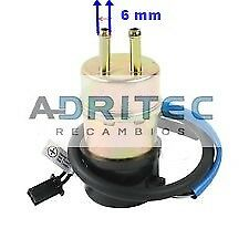 BOMBA GASOLINA COMBUSTIBLE SUZUKI BURGMAN 200 250 400 6mm 98-02 fuel pump