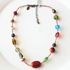 "New 16"" Lia Sophia Beads Single Strand Necklace Gift Fashion Women Party Jewelry"