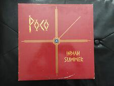 Poco Indian Summer AB 989 Vinyl Lp 1977