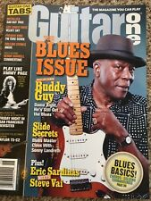 Guitar One Magazine June 2005 The Blues Issue, Buddy Guy