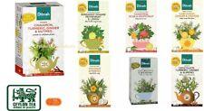 Authentic dilmah Nouveau Tea collection Herbal Infusion 20 Sachets de Thé