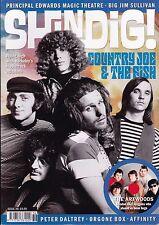 SHINDIG! ISSUE #36 2013 COUNTRY JOE & THE FISH - ORGONE BOX - AFFINITY- BIG JIM