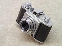 Olympus 35 IV Vintage Film Camera Zuiko C 40mm 3.5 Shutter 1/200 Made in Japan