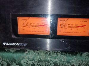 Great American Sound G.A.S. Grandson Power Amp