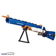583pcs M1 Rifle Gun Building Blocks DIY Soft Bullet Toys Gift For Kids