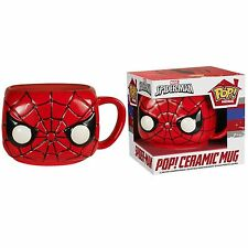 Funko Pop Home Marvel - Spider-Man - Ceramic Coffee Cup Collectible Stylized Mug