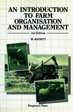 An Introduction to Farm Organization and Management By M. Buckett