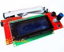 2004 LCD Display 3D Printer Controller With Adapter For RAMPS 1.4 Reprap Mendel