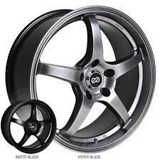 "ENKEI VR5 17x8"" Performance Series Wheel Wheels 5X100/108/114.3 ET38/40/45/50"