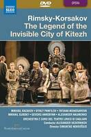 The Legend of the Invisible City of Kitzeh (DVD, Opera) Ships within 12 hours!!!