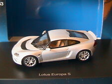 LOTUS EUROPA S SILVER 2006 AUTOART 55356 1/43 SILBER ARGENTE RIGHT HAND DRIVE RH