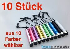 10x stylus touchpen stylet Mini-smartphone tablette-iphone ipad samsung